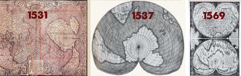 Les références historiques dans Nadia - la carte de l'Antarctique (Ep 18) Cartes10