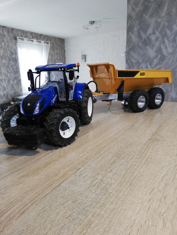 tracteur new holland et benne TP Img_2055