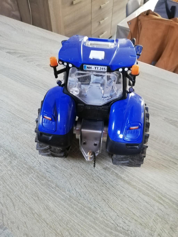 tracteur new holland et benne TP Img_2060