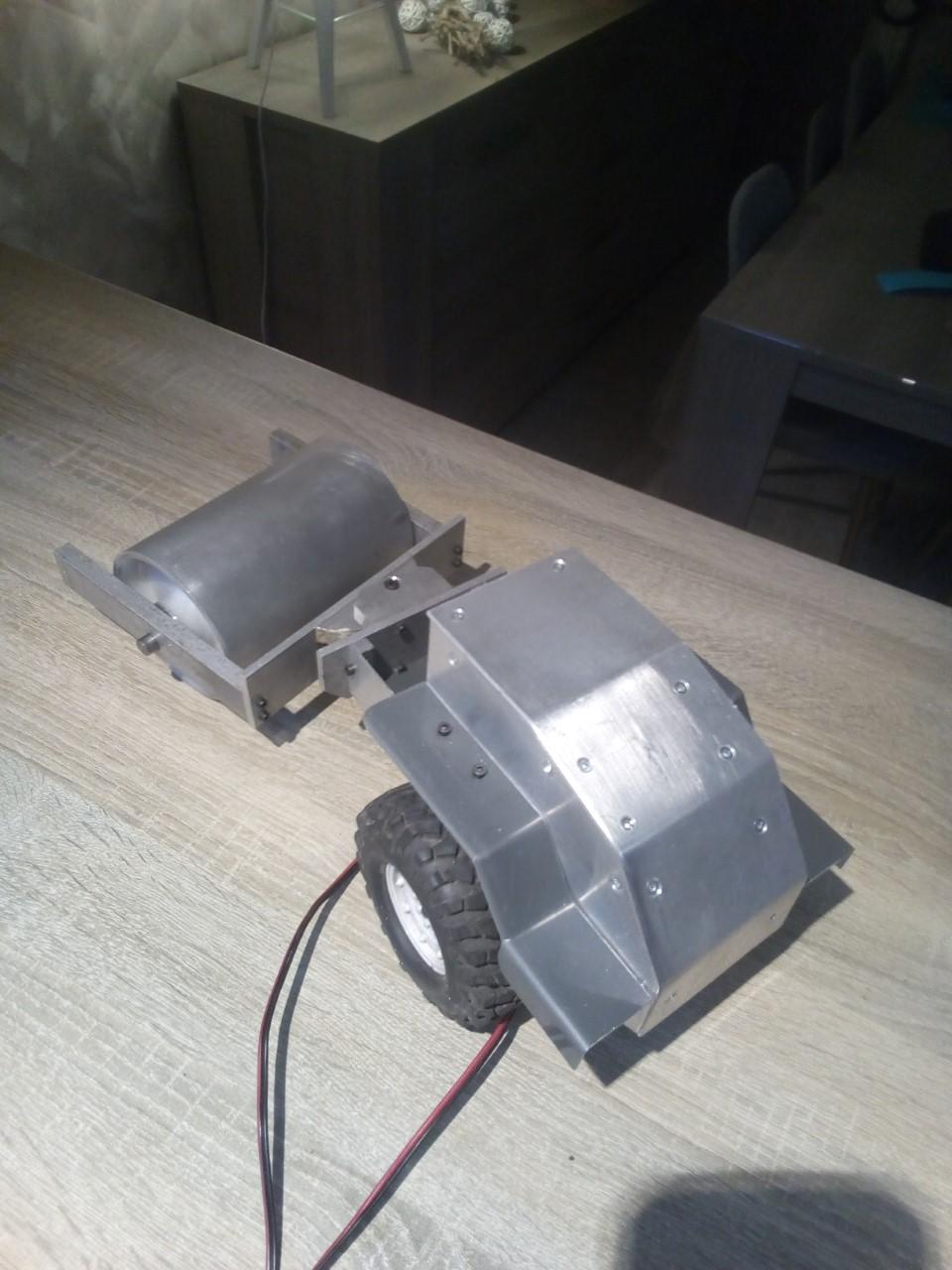 compacteur volvo sd110b Thumbn88