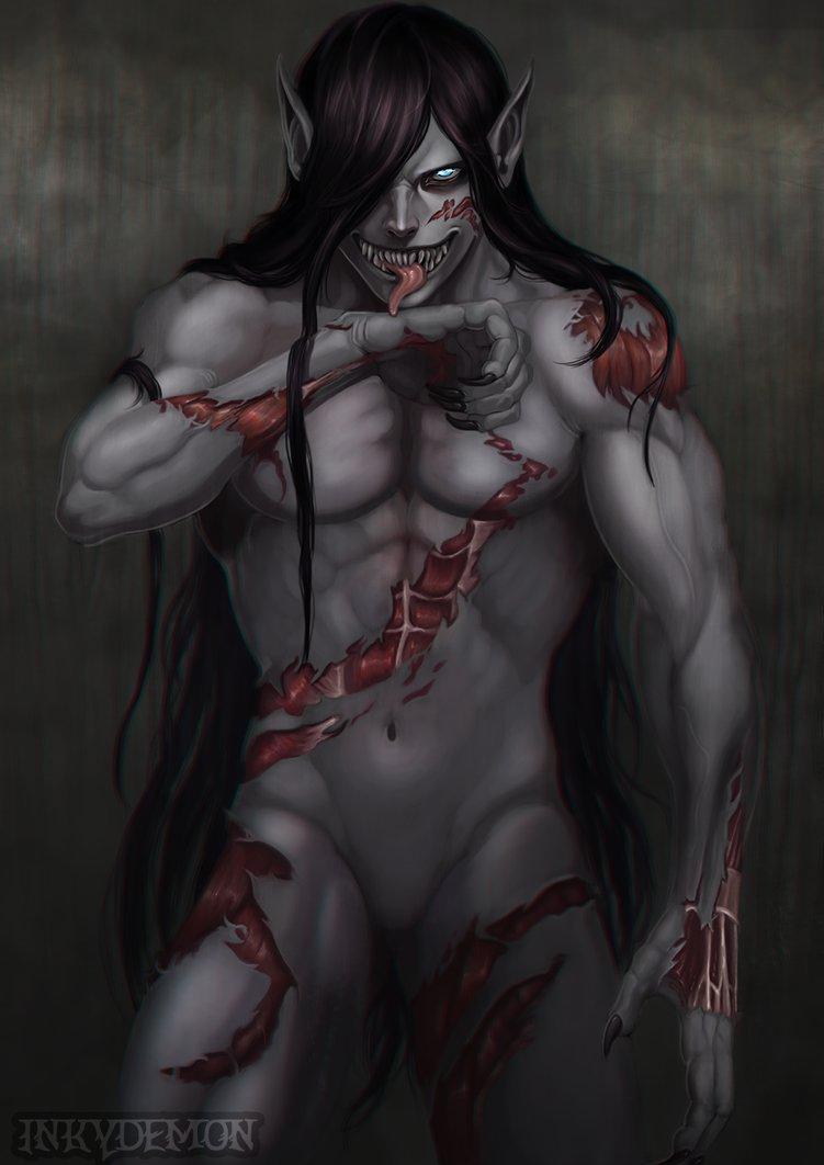 (100 %) Moi Nabérius Iths le plus grand démon Commis10