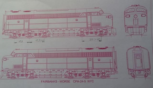 Diesellokomotive,CPA-24-5 v.1955, 1:45 von HS DESIGN Dsc06410