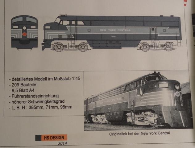 Diesellokomotive,CPA-24-5 v.1955, 1:45 von HS DESIGN Dsc09733