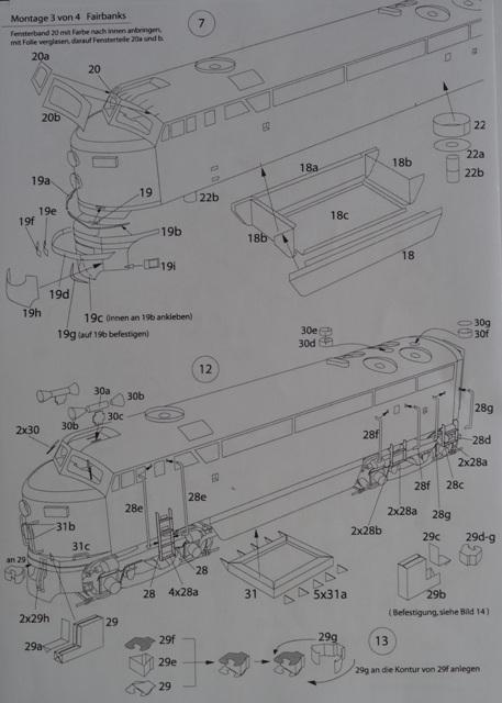 Diesellokomotive,CPA-24-5 v.1955, 1:45 von HS DESIGN Dsc09740