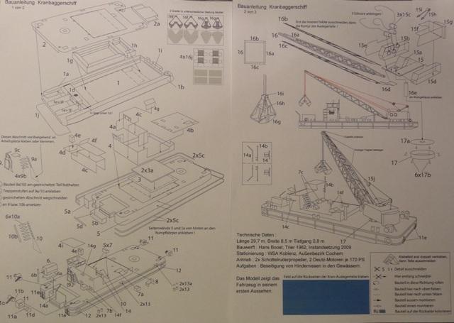 """Baggerschiff """"Bisam"""", HS-DESIGN, 1:250 Dsc09743"""