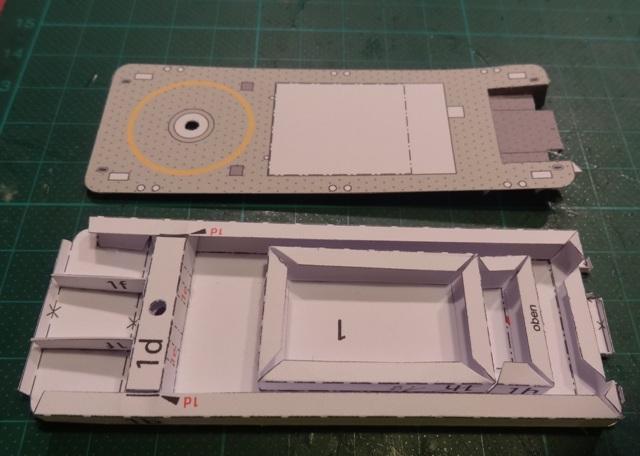"""Baggerschiff """"Bisam"""", HS-DESIGN, 1:250 Dsc09811"""