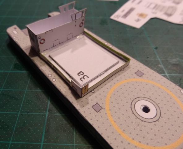 """Baggerschiff """"Bisam"""", HS-DESIGN, 1:250 Dsc09813"""