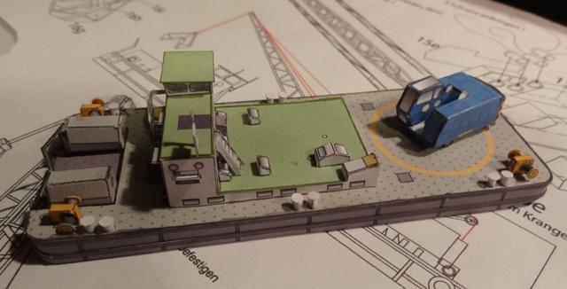 """Baggerschiff """"Bisam"""", HS-DESIGN, 1:250 Dsc09824"""