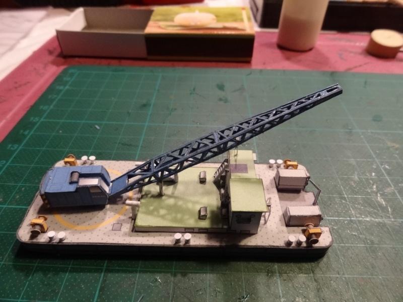 """Baggerschiff """"Bisam"""", HS-DESIGN, 1:250 Dsc09828"""