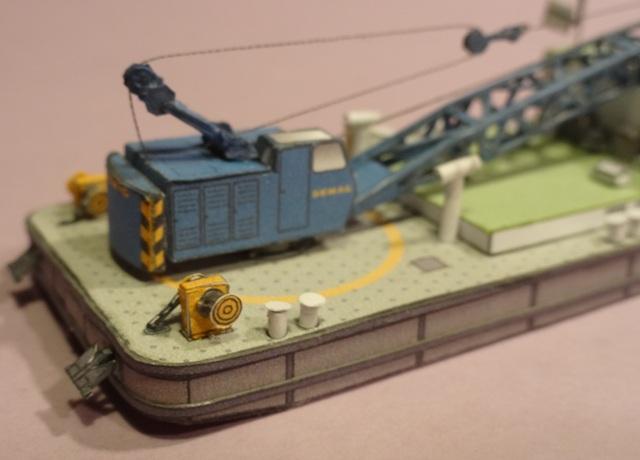 """Baggerschiff """"Bisam"""", HS-DESIGN, 1:250 Dsc09832"""
