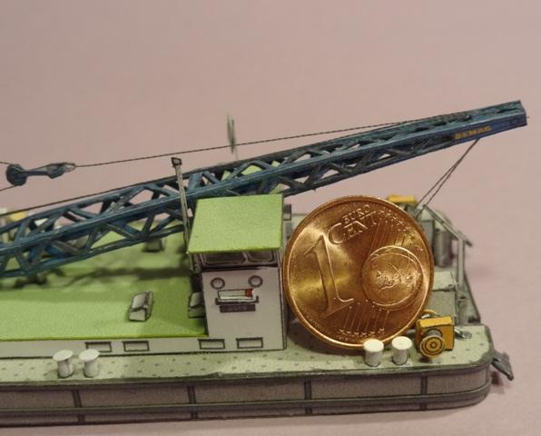 """Baggerschiff """"Bisam"""", HS-DESIGN, 1:250 Dsc09833"""