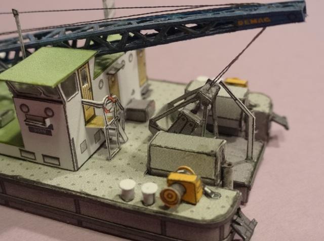 """Baggerschiff """"Bisam"""", HS-DESIGN, 1:250 Dsc09835"""