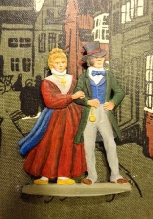 Die Buddenbrooks in 45mm Flachfiguren Figur10