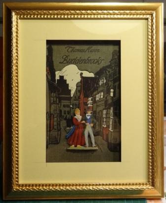 Die Buddenbrooks in 45mm Flachfiguren Rahmen10