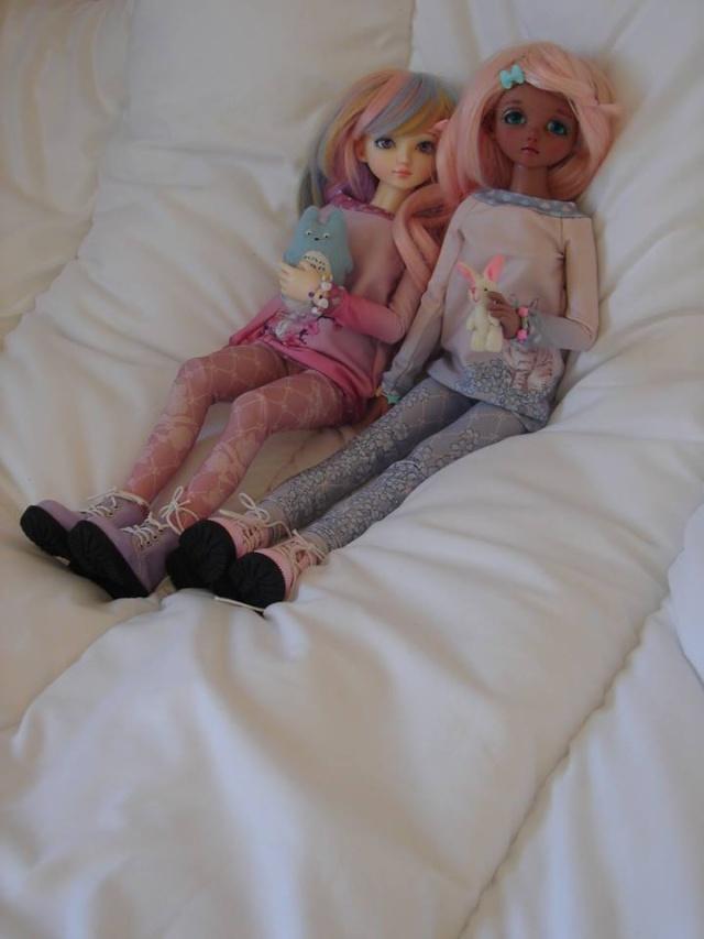 Pastel goth & fairy kei : Milla, Candy & Tsuki - Page 3 12508810