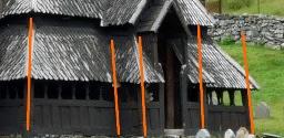 """Norvège : Les """"stavkirke"""", églises en """"bois debout"""", et secondairement bien d'autres aspects de ce magnifique pays et de sa culture... 112"""