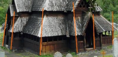 """Norvège : Les """"stavkirke"""", églises en """"bois debout"""", et secondairement bien d'autres aspects de ce magnifique pays et de sa culture... 211"""