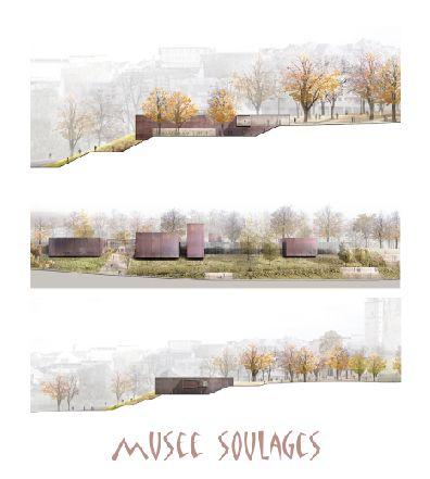 Aveyronnaise 2: Soulages, le musée de Rodez et les vitraux de Conques 69f8b910