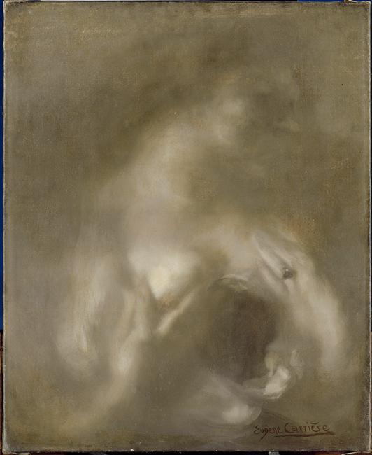Images solubles dans la peinture. Carrie10