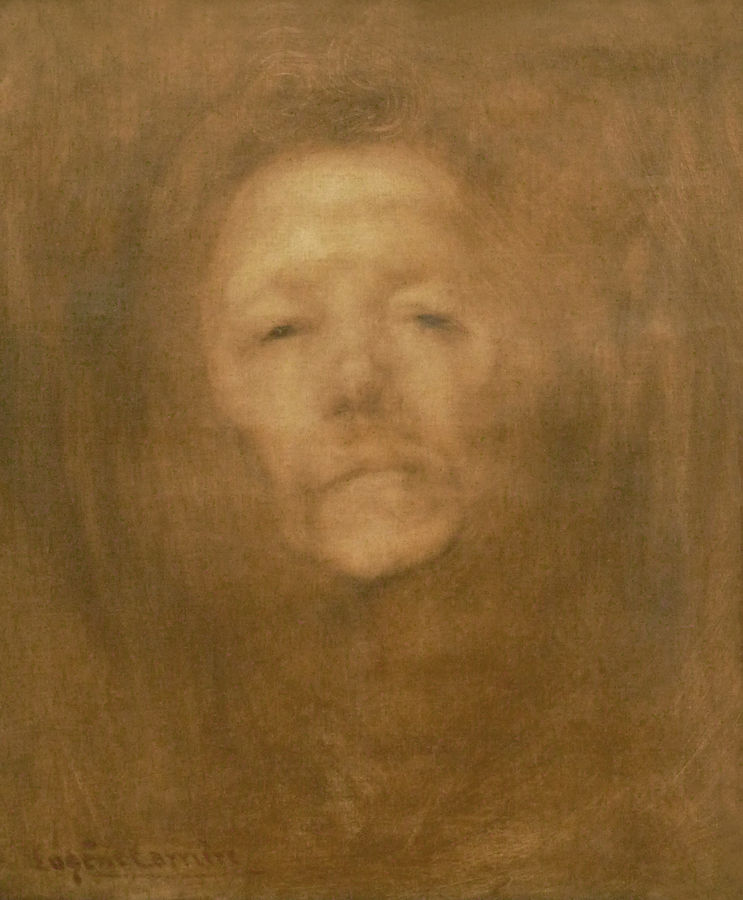 Images solubles dans la peinture. Carrie12