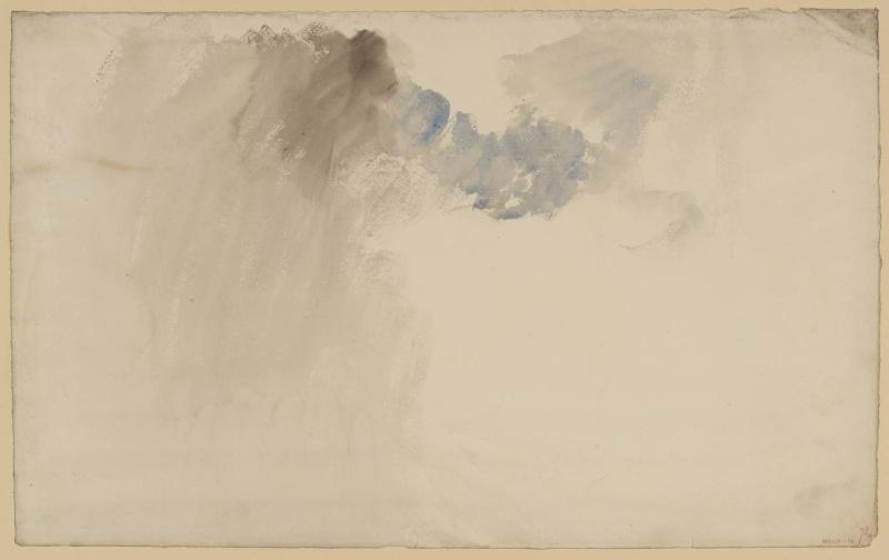 Images solubles dans la peinture. Clouds10