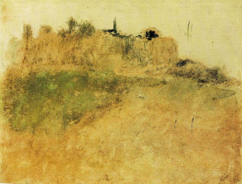 Images solubles dans la peinture. Degas_11