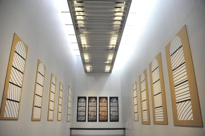 Aveyronnaise 2: Soulages, le musée de Rodez et les vitraux de Conques - Page 3 Dsc09410
