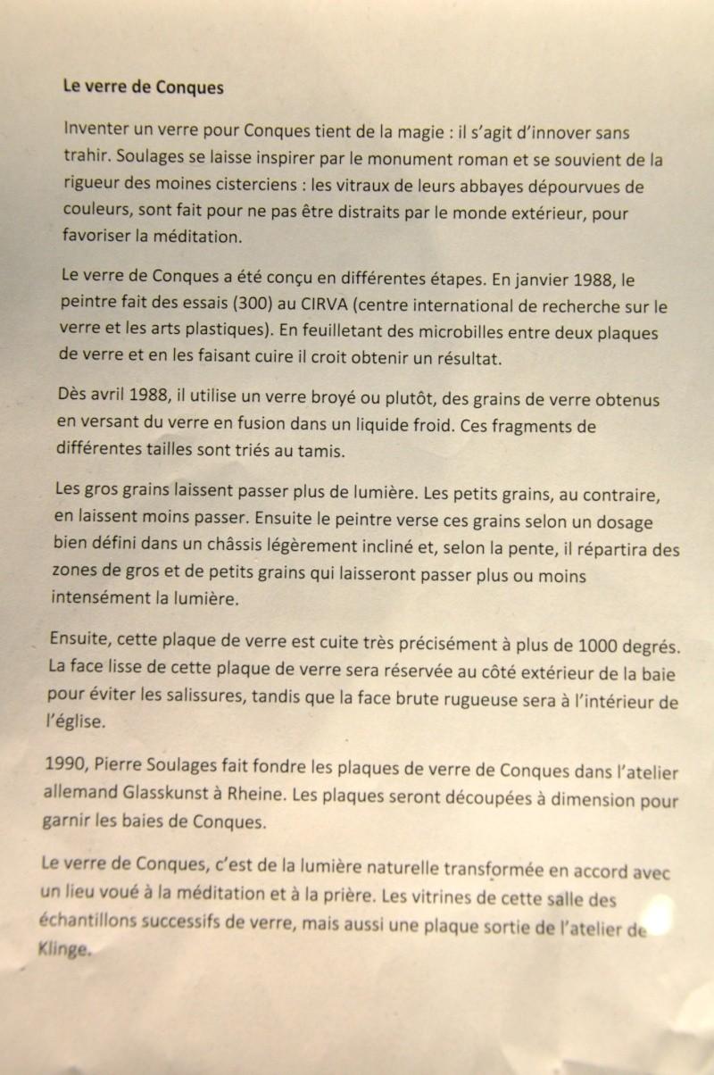 Aveyronnaise 2: Soulages, le musée de Rodez et les vitraux de Conques - Page 3 Dsc_0920