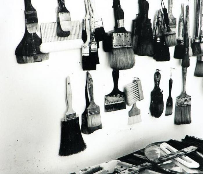 Aveyronnaise 2: Soulages, le musée de Rodez et les vitraux de Conques - Page 2 Outils11