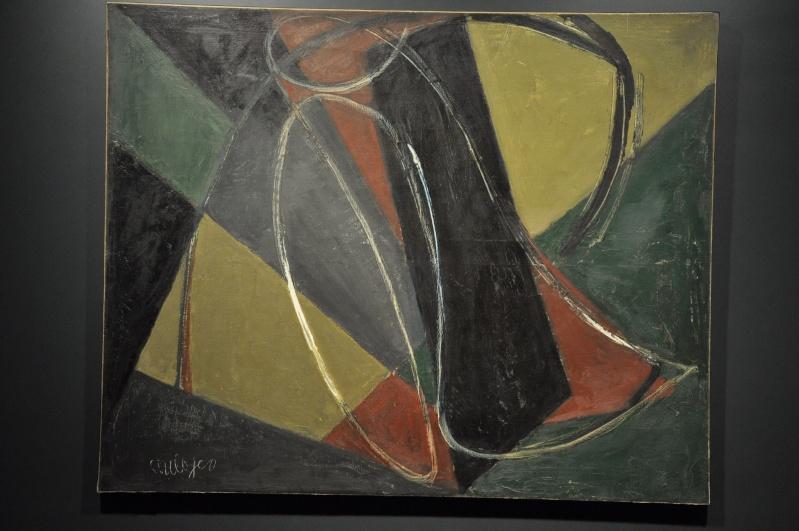 Aveyronnaise 2: Soulages, le musée de Rodez et les vitraux de Conques Soulag13