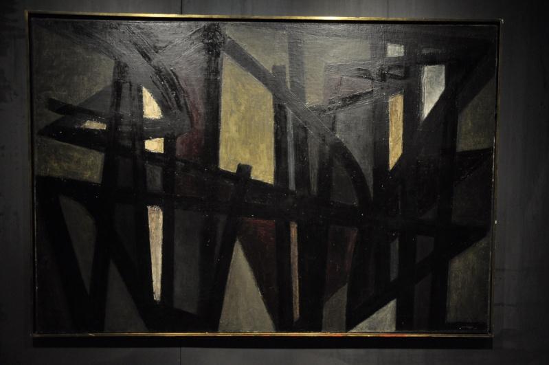 Aveyronnaise 2: Soulages, le musée de Rodez et les vitraux de Conques Soulag17