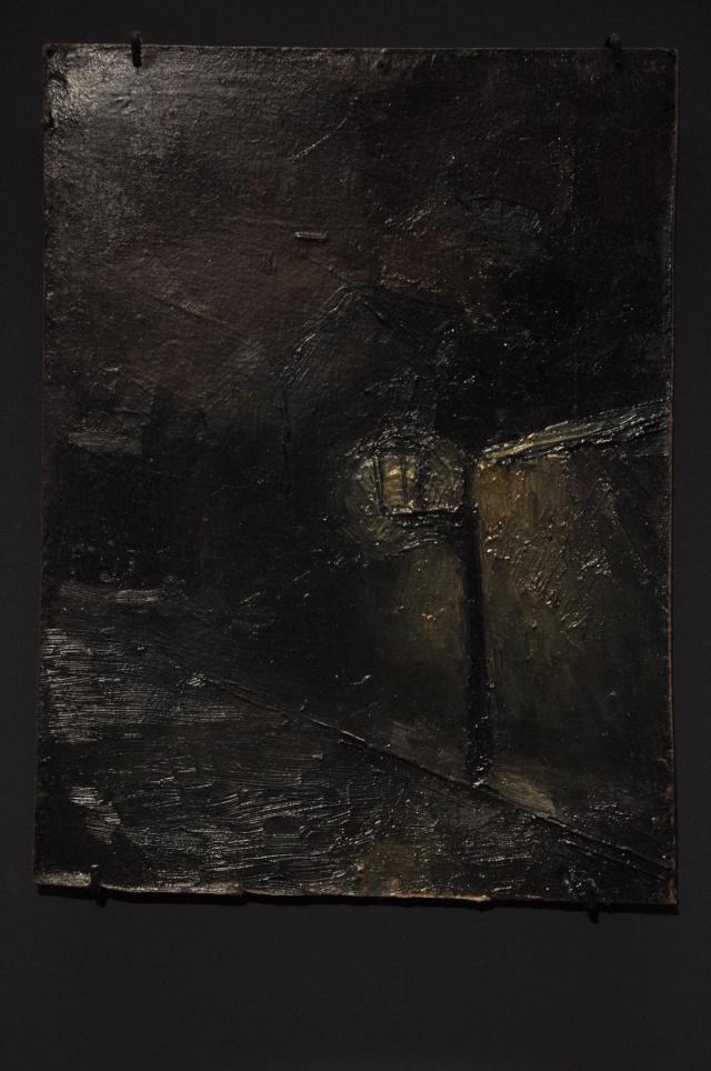 Aveyronnaise 2: Soulages, le musée de Rodez et les vitraux de Conques Soulag19