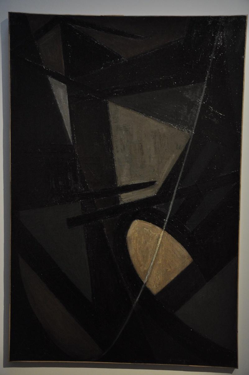 Aveyronnaise 2: Soulages, le musée de Rodez et les vitraux de Conques Soulag24