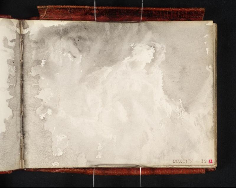 Images solubles dans la peinture. Turner15