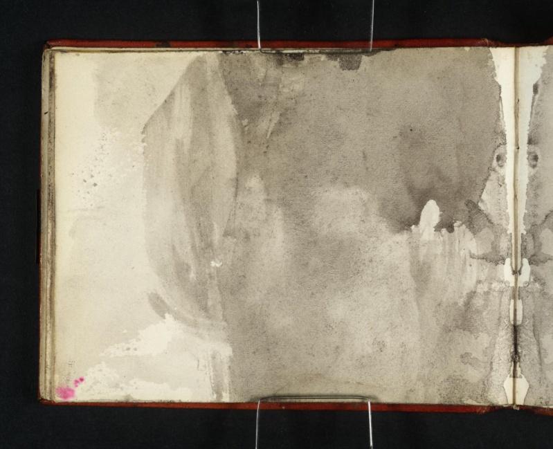 Images solubles dans la peinture. Turner16