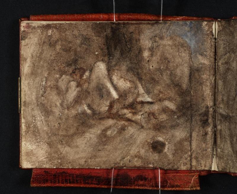 Images solubles dans la peinture. Turner17
