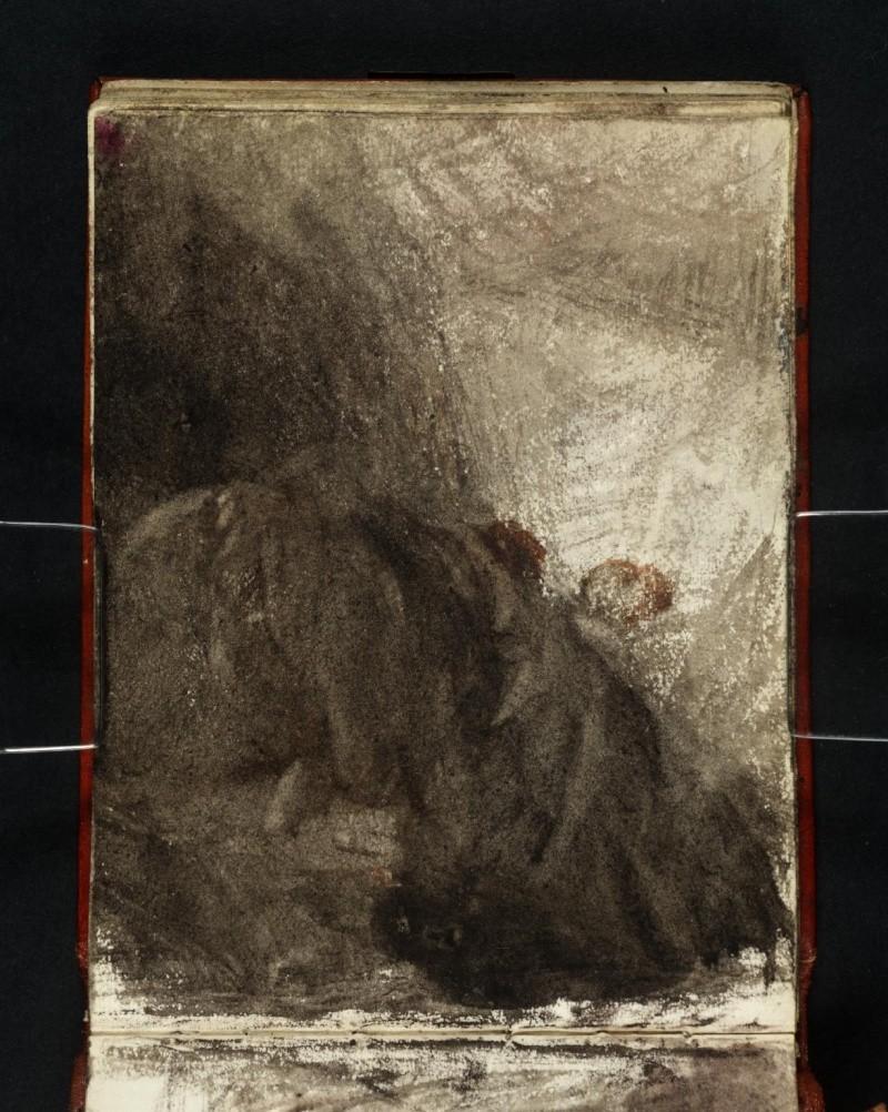 Images solubles dans la peinture. Turner18