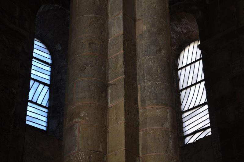 Aveyronnaise 2: Soulages, le musée de Rodez et les vitraux de Conques - Page 3 Vitrau10