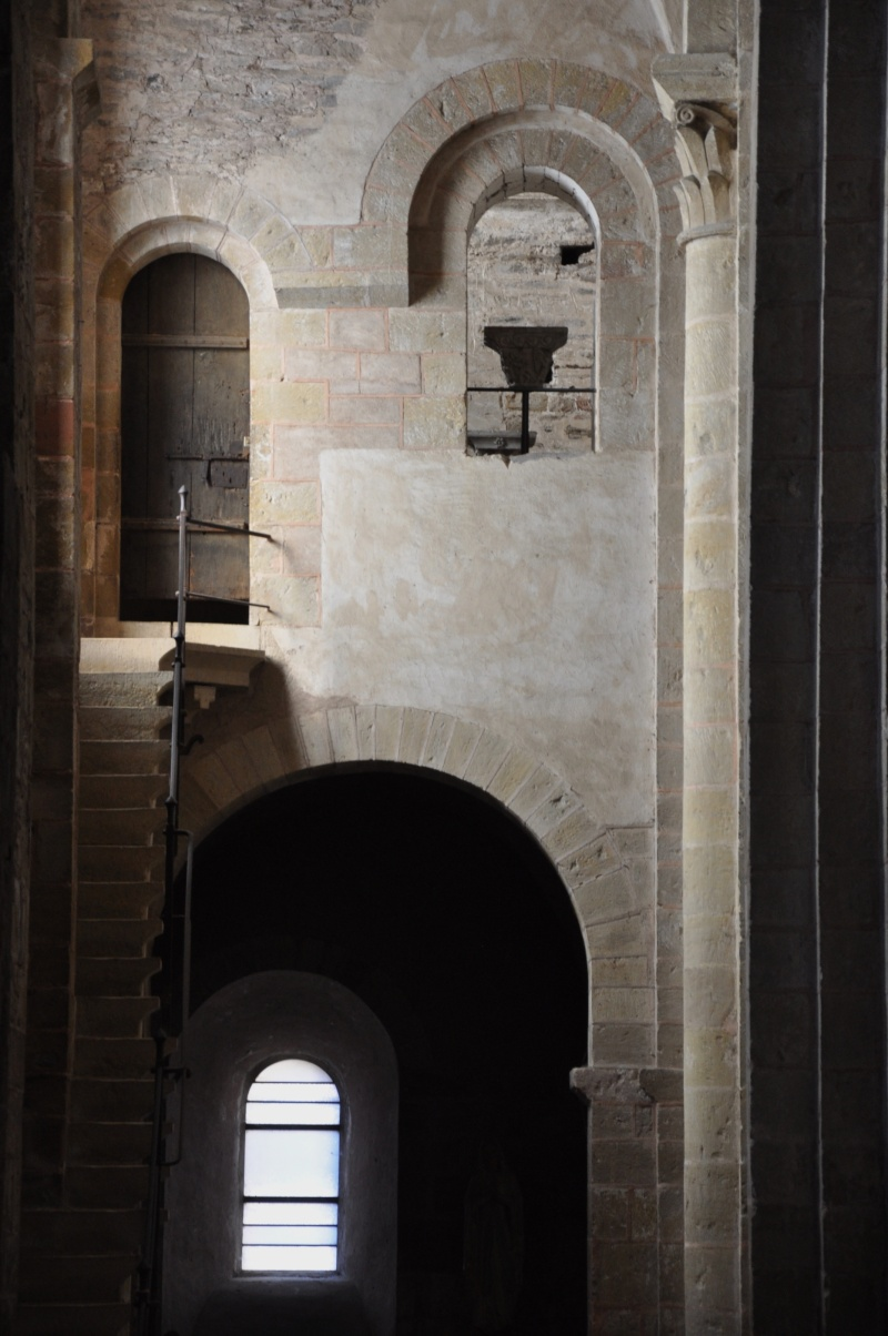Aveyronnaise 2: Soulages, le musée de Rodez et les vitraux de Conques - Page 3 Vitrau13