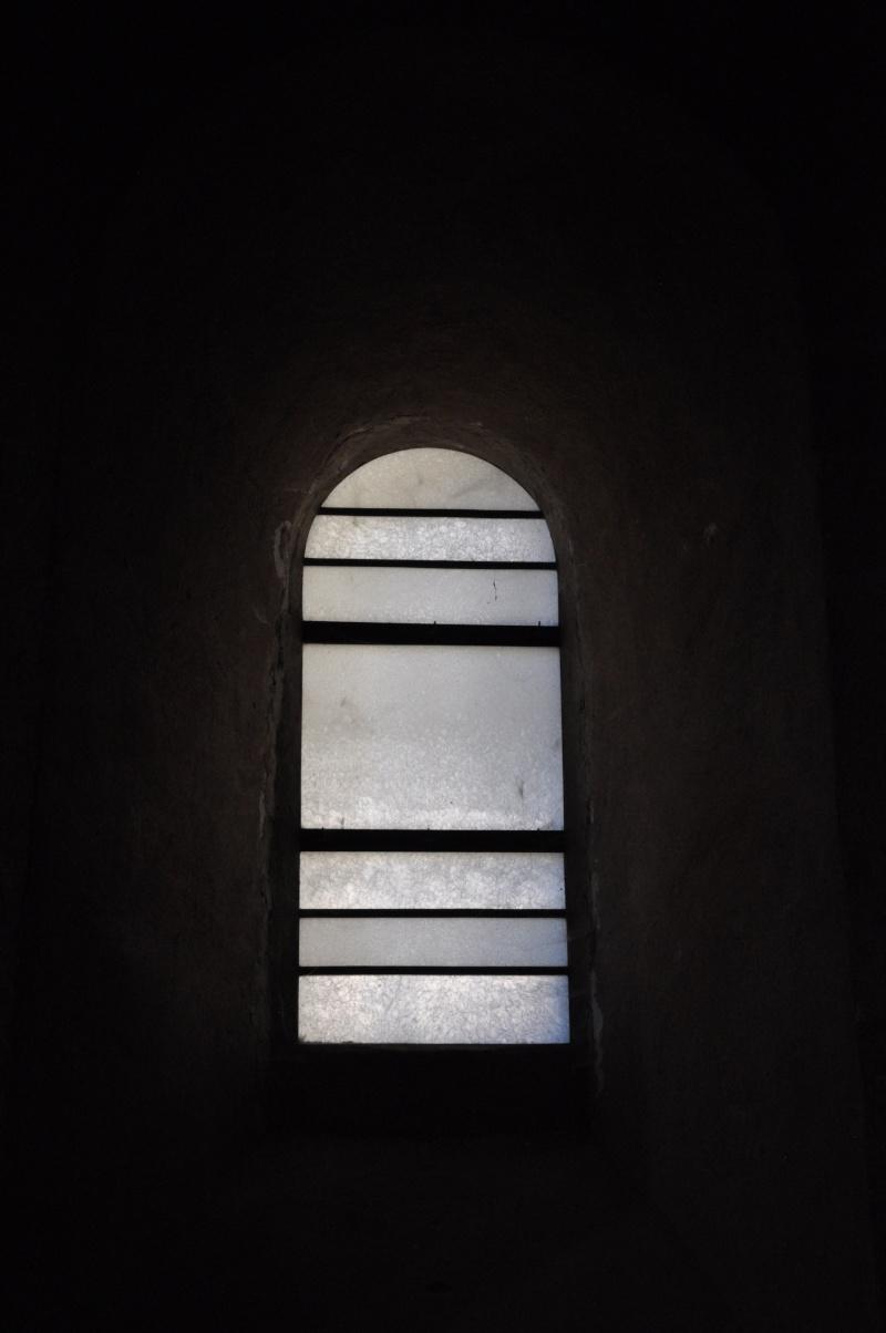 Aveyronnaise 2: Soulages, le musée de Rodez et les vitraux de Conques - Page 3 Vitrau14