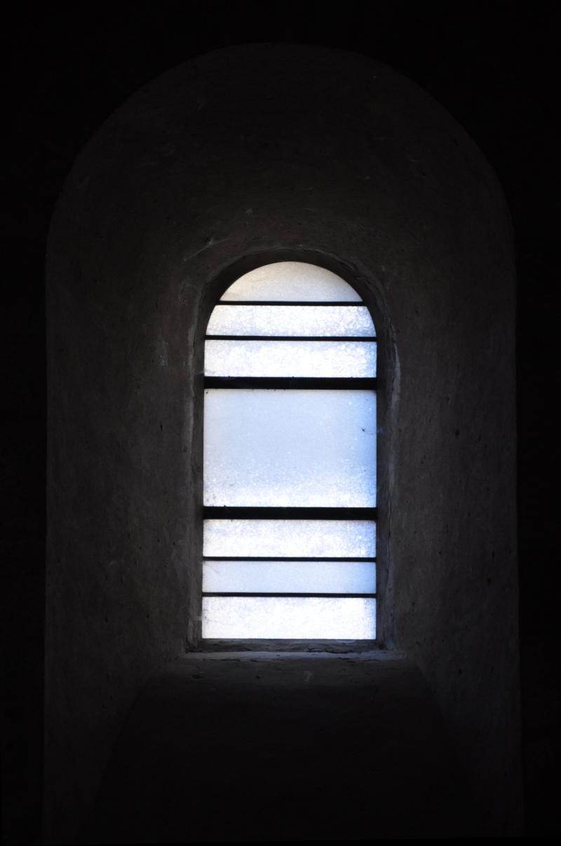 Aveyronnaise 2: Soulages, le musée de Rodez et les vitraux de Conques - Page 3 Vitrau15