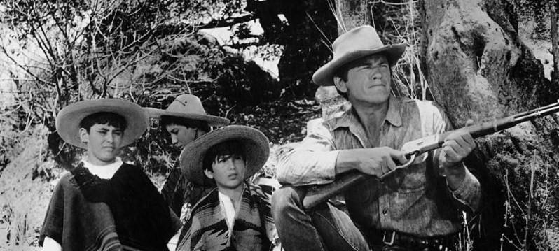 Les 7 mercenaires . The Magnificent Seven . 1960 . John Sturges  17744511