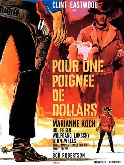 Pour une poignée de dollars - Per un pugno di dollari - 1964  - Sergio Leone 18610510