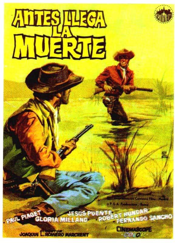 Les sept du Texas - Antes llega la muerte - 1964 - J.L. Romero Marchent 18uw1510