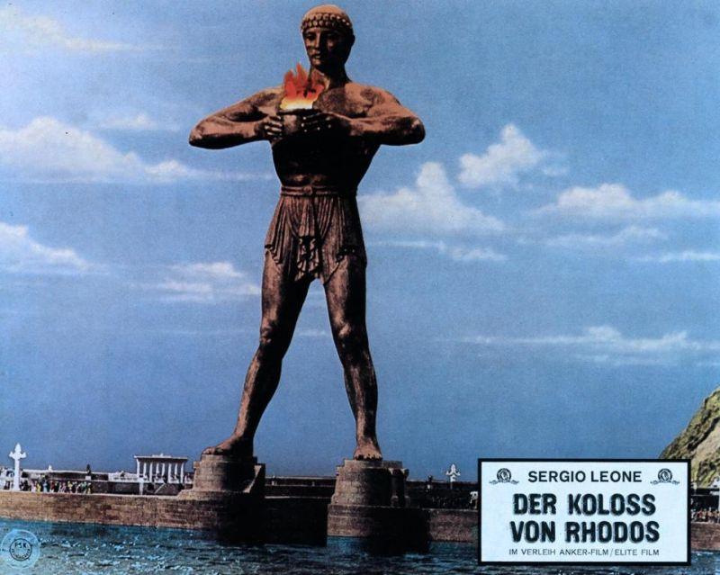 LE COLOSSE DE RHODES, SERGIO LEONE, 1960.  19351011