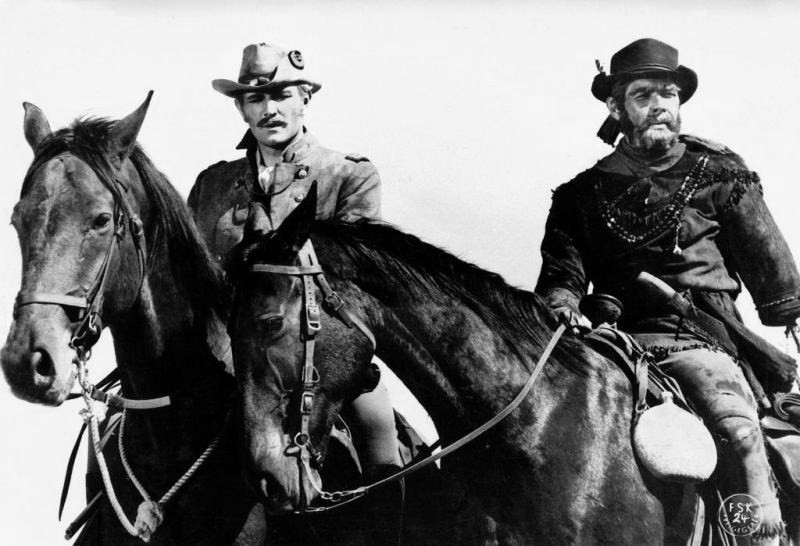 Major Dundee . 1964 . Sam Peckinpah. 20466710