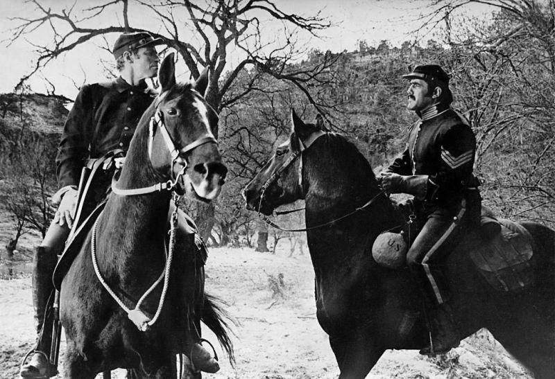 Major Dundee . 1964 . Sam Peckinpah. 20466810