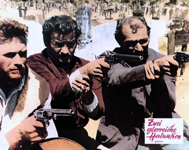 Le bon , la brute et le truand - Il buono, il brutto, il cattivo. - 1966 - Sergio Leone 21261311
