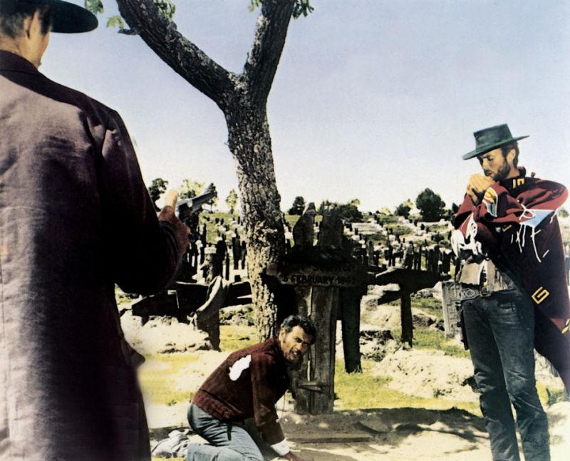 Le bon , la brute et le truand - Il buono, il brutto, il cattivo. - 1966 - Sergio Leone 21261515