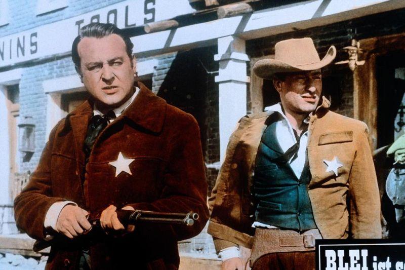 Dans les Mains du Pistolero - Ocaso de un Pistolero - Rafael Romero Marchent - 1965 22182710